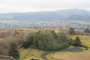 Замок Stirling